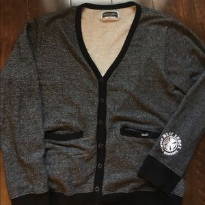 Black Label Cardigan